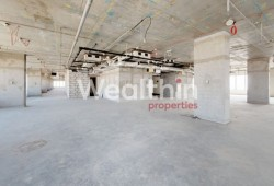 Shell & Core I 50 per sqft I Options Available Now