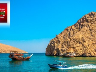 Musandam trip by Orion Vision Tourism starts at AED 130