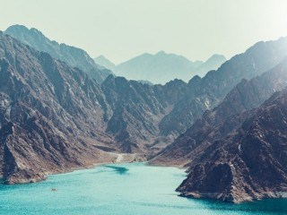 Hatta Mountain Tour by Travel Guide Tourism for AED 99