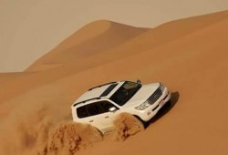 Desert Safari by Travel Guide Tourism for AED 119