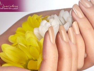 Acrylic Nail Extensions at Perle Beauty centre
