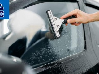 Car window tinting services for AED 449