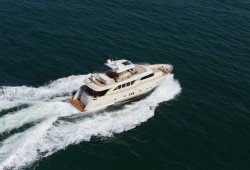 80 Ft Luxury yacht rental for 2 hours for AED 2503