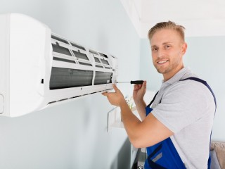 A/C servicing by Sabir Maintenance across Dubai