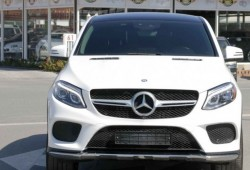 Mercedes-Benz GLE 35...