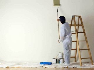 Home painting services for 3BHK by Sabir Maintenance