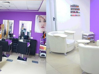 Fruit facial just AED 50 at Shine n Glow Beauty Salon