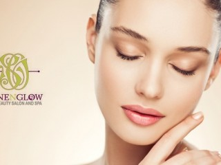 Diamond Facial at Shine N Glow Beauty Salon for AED 100