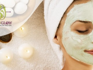 Organic Facial for AED 100