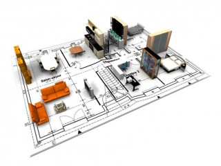 Interior design and fit-out works