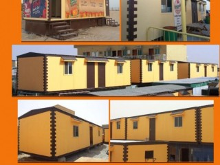 Used, Refurbished & New Portacabins Prefab Houses Caravans Containers For Sale in UAE and Oman