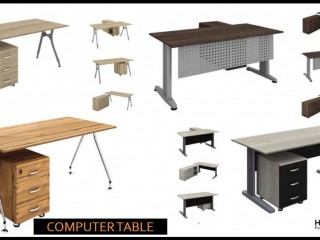 Increase Productivity with Comfortable Computer Desk