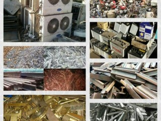 We Deal in all kinds of Scrap items