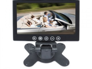 Security TFT Monitor SD-USB (Optional)