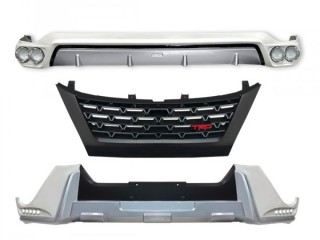 Toyota Fortuner – Front Grill, Front and Rear Body kit Set