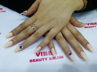 Acrylic Deal Packages from Vibes Beauty Salon