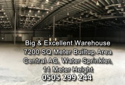 Warehouses For Rent...