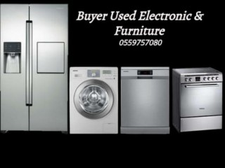 Used furniture Buyers & Electronics Call 0559757080
