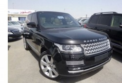 Land Rover Range Rover Autobiography (Export Only)
