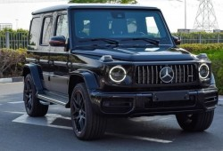 Mercedes-Benz G 63 AMG (Export Only)