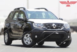 Renault Duster 2019 model 4x2 black available for export sale