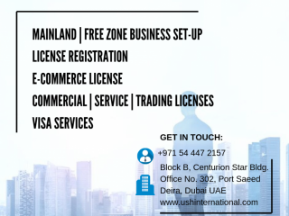 Set-up a Business in UAE - Lowest price