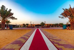 VIP Desert Safari by Royal Smart Tourism for AED 150