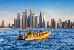 Yellow Boats Dubai by Royal Smart Tourism for AED 166