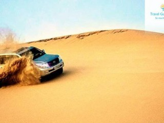 Abudhabi Family Desert Safari by Travel Guide Tourism for AED 999