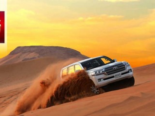 Abudhabi Family Desert Safari by Orion Vision Tourism for AED 980
