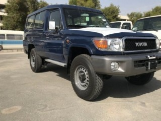 Land Cruiser Pickup GRJ78 (Export Only)