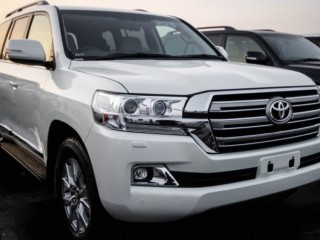 Toyota Land Cruiser VX (Export Only)