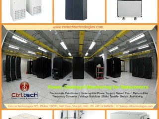 Server Room & Datacentre (Data center) construction Turkey Solution provider.