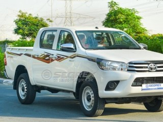 Toyota Hilux 2.7 (Export Only)
