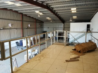 5000 sq.ft commercial warehouse with office for rent