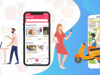 Know about Food Delivery App Development: The Complete Guide 2020