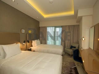|Motivated Seller, Burj View | Luxurious Serviced Apartment