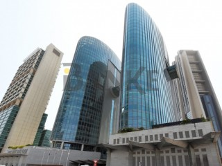 Office | Emirates Financial Towers | Four parking