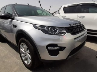 Land Rover Discovery (EXPORT ONLY)