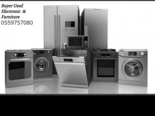 Used furniture Buyers & Electronics call 055 9757080