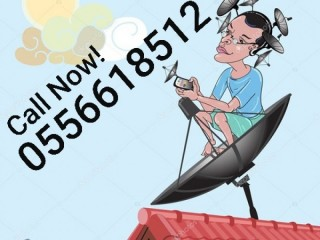 Satellite Dishtv Installation in Dubai 0556618512