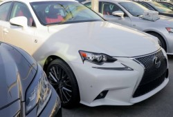 Lexus IS 250 t