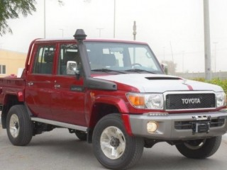 Toyota Land Cruiser Pickup 79 Double Cab Lx