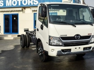 Hino 300 (714) - Export Only