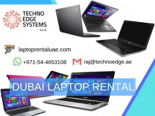 Benefits of Laptop Rental Services in Dubai for Your Business