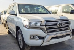 Toyota Land Cruiser (Export Only)