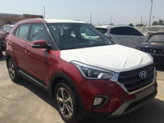 Hyundai Creta (Export Only)