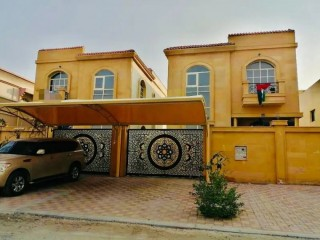 Villa for rent in Ajman excellent finishing very clean and tidy price excellent