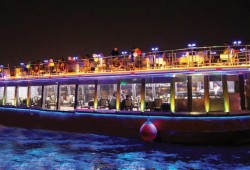 2 hours of  Creek Dhow Cruise just for AED 39