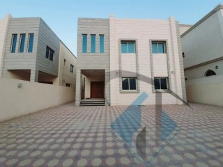 New Villa classic Style central A/C In al mowaihat Freehold For All Nationalities